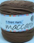 Maccaroni T-Shirt Yarn (Маккарони Т-Шит ярн) 1289 - кофе с молоком купить с доставкой по Беларуси