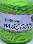 Maccaroni T-Shirt Yarn (Маккарони Т-Шит ярн) 1307 - салатовый заказать с доставкой по Беларуси