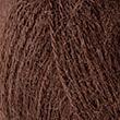 NAKO MOHAIR DELICATE (НАКО МОХЕР ДЕЛИКАТ) 1182 - коричневый купить со скидкой в Беларуси