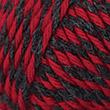 NAKO SPORT WOOL (НАКО СПОРТ ВУЛ) 21343 - красно-черный мулине заказать с быстрой доставкой в Беларуси