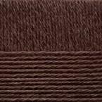 Пехорка Перуанская альпака 251 - коричневый