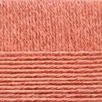 Пехорка Перуанская альпака 878 - терракотовый меланж