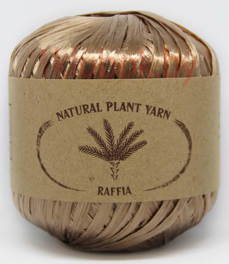 Raffia Wool Sea (Рафия Море Шерсти) 065 - бронза заказать в Беларуси