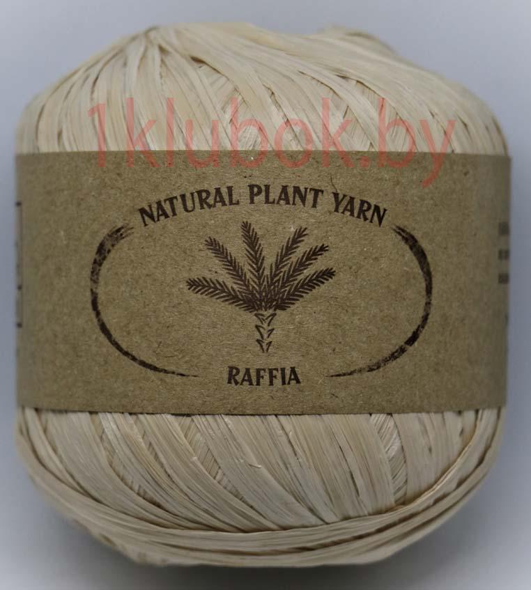 Raffia Wool Sea (Рафия Море Шерсти) 188 - топленое молоко заказать в Беларуси