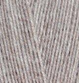 ALIZE LANAGOLD 800 (АЛИЗЕ ЛАНАГОЛД 800) 207 - светло-коричневый меланж заказать со скидкой в Минске