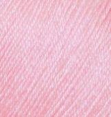Alize Baby Wool   (Ализе Бэби Вул) 185 - светло-розовый заказать со скидкой в Минске