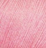 Alize Baby Wool   (Ализе Бэби Вул) 194 - розовый купить со скидкой в Минске