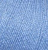 Alize Baby Wool   (Ализе Бэби Вул) 40 - голубой заказать в Беларуси со скидкой