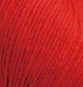 Alize Baby Wool   (Ализе Бэби Вул) 56 - красный купить в Беларуси с доставкой