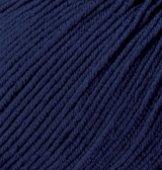 Alize Baby Wool   (Ализе Бэби Вул) 58 - темно-синий купить с доставкой в Беларуси