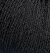 Alize Baby Wool   (Ализе Бэби Вул) 60 - черный заказать с доставкой в Минске