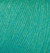 Alize Baby Wool   (Ализе Бэби Вул) 610 - изумруд купить с доставкой в Беларуси