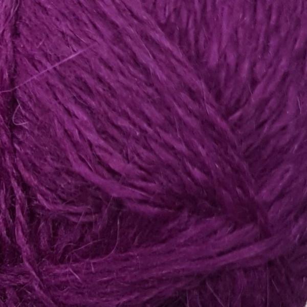Wool Sea Rabbit Angora (вул сеа Ангора Кролик) 78 - фиолетовый заказать в Минске
