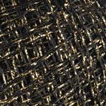 YARNART CAMELLIA (ЯРНАРТ КАМЕЛИЯ) 413 - черный с золотом заказать в Минске