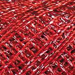 YARNART CAMELLIA (ЯРНАРТ КАМЕЛИЯ) 416 - красный с серебром купить со скидкой в Беларуси