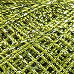 YARNART CAMELLIA (ЯРНАРТ КАМЕЛИЯ) 420 - зеленый с серебром купить в Беларуси со скидкой