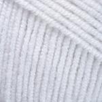 YarnArt Jeans (ЯрнАрт Джинс) 01 - белый купить в Беларуси с доставкой