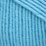 YarnArt Jeans (ЯрнАрт Джинс)  33 - бирюзовый купить со скидкой в Минске