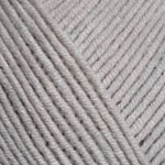 YarnArt Jeans (ЯрнАрт Джинс) 49 - светло-серый купить с доставкой в Минске