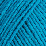 YarnArt Jeans (ЯрнАрт Джинс) 55 - яркая бирюза купить с доставкой в Беларуси