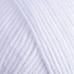 YarnArt Jeans (ЯрнАрт Джинс) 62 - белый